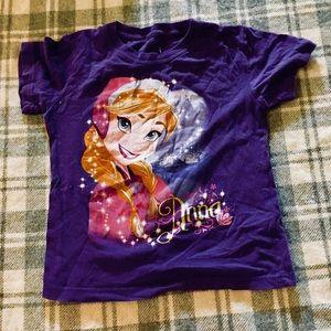 Frozen T-shirt classic.
